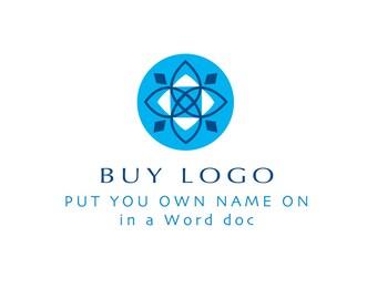Business logo, Instant logo download, blue logo, budget logo, buy a logo, geometrical logo, design logo, interior design logo.