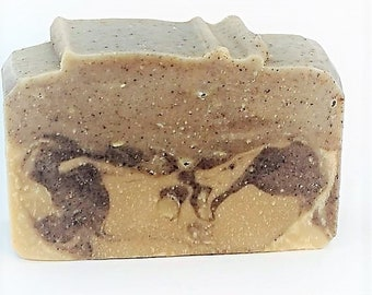 Soap - Luna Love - Active Women - Balance, Rose Geranium, Roman Chamomile, Clary Sage, Zero Waste, Gift for her - 5 oz