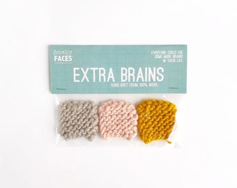 Extra Brains (Smelly Faces)