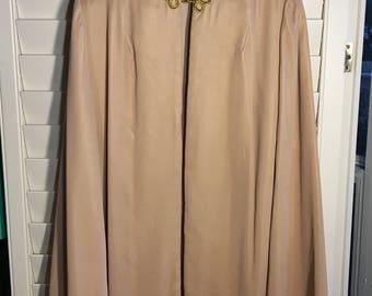 Vintage Cape/Cloak • Vintage Cape/Coat • Vintage Poncho