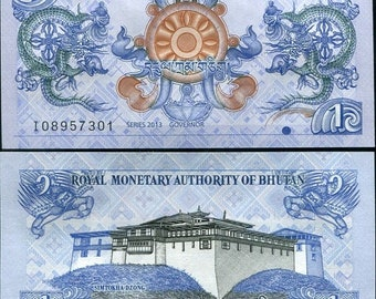Kingdom of Bhutan Currency - Wonderful Images! -  Altered Books, Arts and Crafts, Collage, Kid's Crafts, Travel Theme Scrapbook