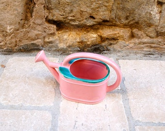Small ceramic watering can