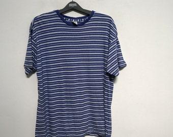 Vintage Gap Striped Shirt NEEWbrwK