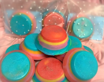 Rainbow soap Bar