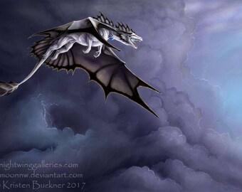 Stormcaller - Fine Art Print