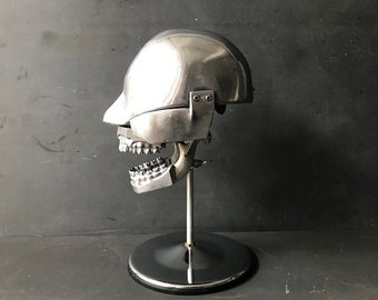 Complete Dental Aluminum Phantom Columbia Dentoform Dental Phantom Dental Manikin Vintage Dental