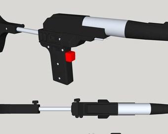 "PP-2 Sling Gun ""Super Trooper"" 3D Print Kit"