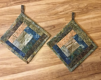 Potholders Set of Two