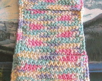 SMCL 009 Hand crochet swiffer mop cover