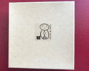 Jizo giftbox and tiny gift bag