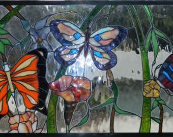 BUTTERFLY DELIGHT PANEL