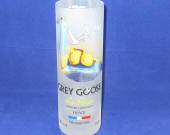 Grey Goose (Pear) Vase