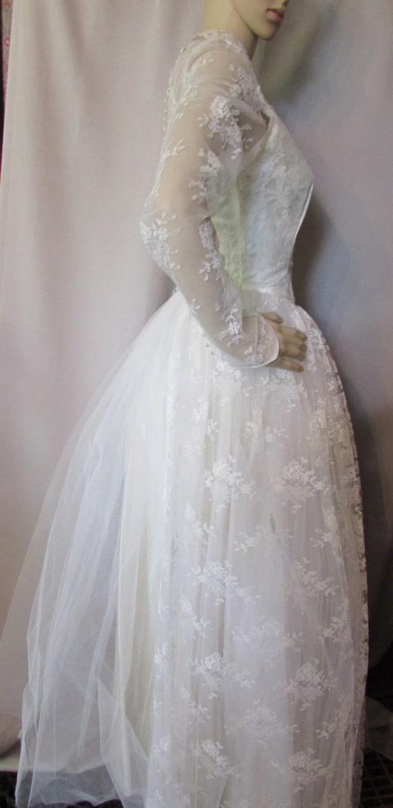 Ziemlich 1950er Jahrgang Brautkleid Galerie - Brautkleider Ideen ...