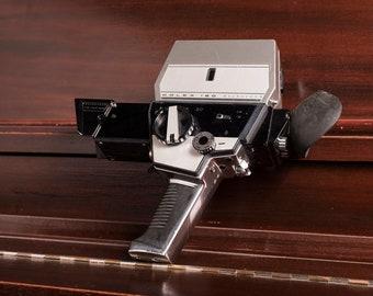 Bolex Macrozoom Super 8 160 + Slide Holder