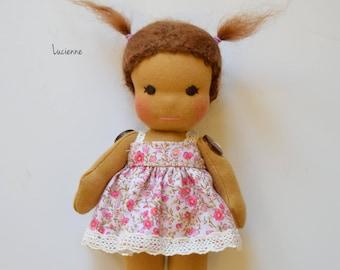 Waldorf Doll Lucienne - Mini Doll