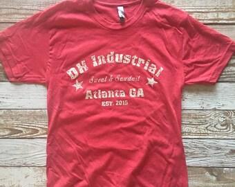 Sweat & Sawdust T-Shirt