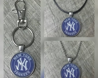 New York Yankees key chain or necklace