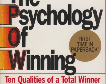 The Psychology Of Winning (Paperback, Self-Help)  1985