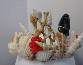 Royal Mermaid Crown
