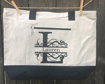 Inital Bags