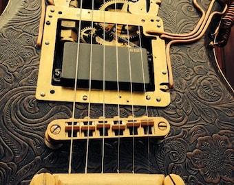Custom Themed Electric Guitars