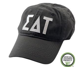 Sigma Delta Tau - Felt Letter Hat