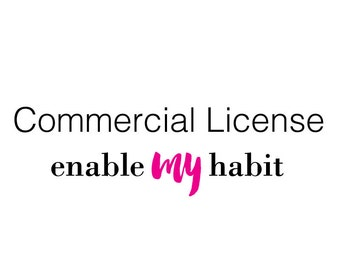 Commercial **Resale** License Upgrade for Downloaded Designs