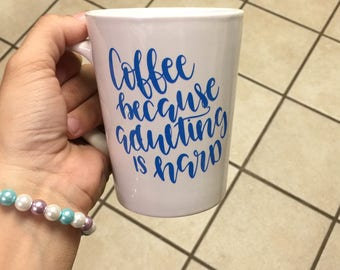 Custom Coffee Mug, Personalized Gift, Funny Mug