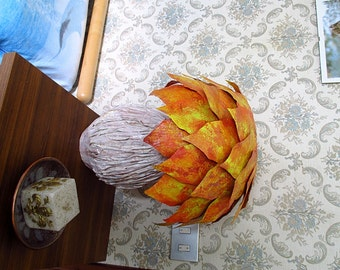Mushroom lamp shade etsy quick view aloadofball Images
