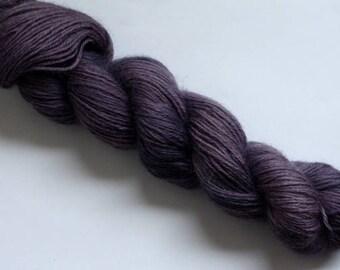 Echo - Wensleydale rare breed hand dyed yarn - DK