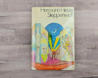 Steppenwolf - Hermann Hesse - Holt Rinehart Winston - Book Club Edition - 1962 - Rare Book