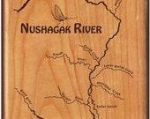NUSHAGAK RIVER MAP - Fly ...