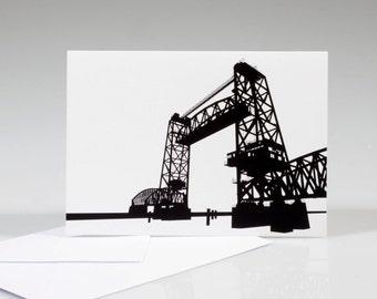 Folded Card, De Hef (PR010)