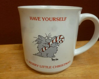 Sandra Boynton Merry Little Christmas mug