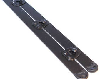 "Pitch Black Busk 10"", 12"", 14"" - Corset Making Supplies"