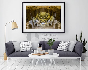 Wall Art Print Mosque-Cathedral of Córdoba Spain