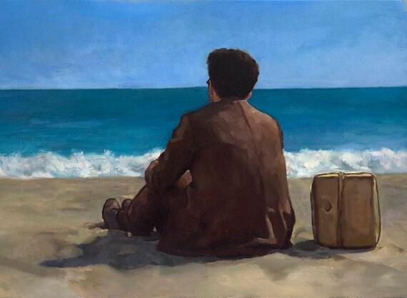 Barton Fink, 8x11 or 13x19in PRINT