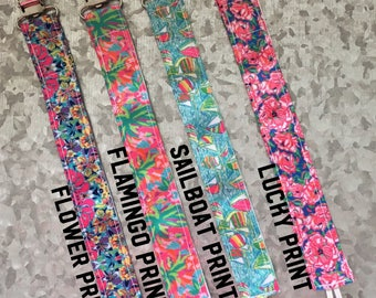Lilly Pulitzer Inspired Pacy Clips