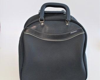 Dark Blue Brunswick Bowling Bag