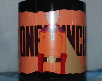 One Punch Man Mug cup coffee mug ceramic