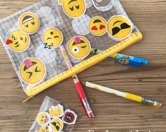Emoji Theme Pencil Case