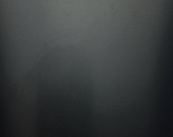 """Black Anodized Aluminum Sheet (Limited) - 5.75"""" x 5.875"""" 24 Gauge. 0.020"""" Thick. Alloy 5005. Color may vary slightly from batch to batch."""
