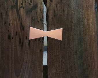 Copper Bow Ties/Butterflies for Woodworking