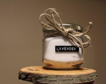 Coconut Oil Aromatherapy Soothing Bath Soak // Bath Salts