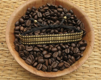 Bracelet - macramé