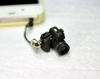 Canon 5D mark II Camera miniature Earphone Jack