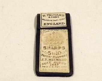 Needles Vintage Sewing Notions H. Milward & Sons Sharps Needles