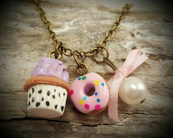 Cupcakekette cupcake and donut chain