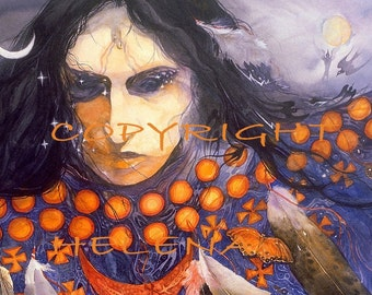 Ghost Dance Signed giclee