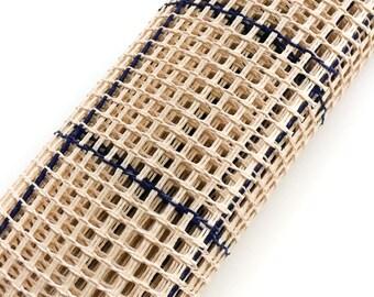 Leinwand 10 cts für verknotete Punkt Verriegelung. DIY Teppich. Teppich Leinwand Tuch DT212 DMC Smyrne Teppich Leinwand. Pro 50 cm ca. 100 cm Breite